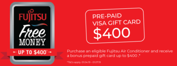 Fujitsu and Panasonic Special Offers