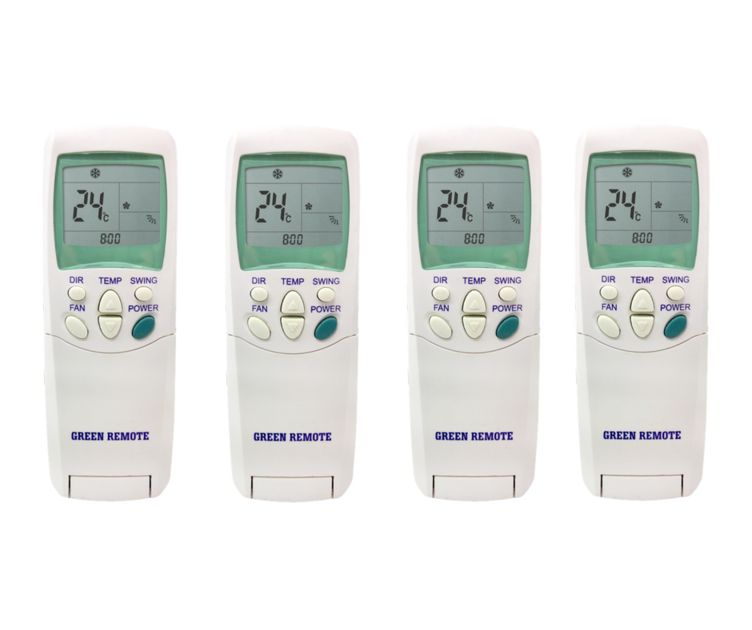 Save Money With The Green AC Remote. Efficiency, Home